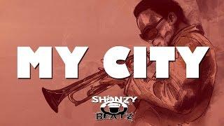 Joey Bada$$ x Nas x Kendrick Lamar x J Cole Type Beat ''MY CITY'' | ShonzyBeatz.com
