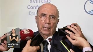 Ministro fala de ações do governo para gerar crescimento durante palestra para investidores