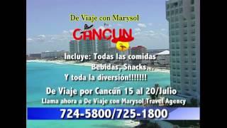 De Viaje con Marysol por Cancún
