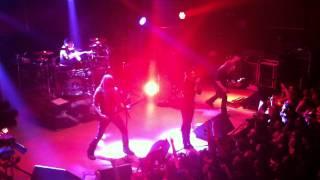 Nightwish Ogden Theater Denver 09282012 Wish I had an Angel