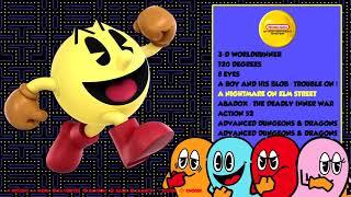 Emulation Station Theme Pacman