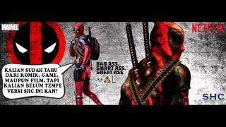 Deadpool Theme (Original Sin) - Shoop & X Gon' Give It to Ya [Remix]