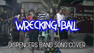 Wrecking ball (live band)