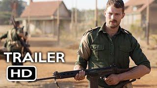 The Siege of Jadotville Official Trailer #1 (2016) Jamie Dornan Netflix War Movie HD