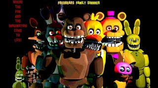 Unnightmare Animatronics Sing Break My Mind [SFM]