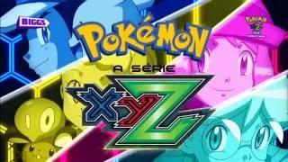 Pokémon: A Série XYZ - Abertura Portugal