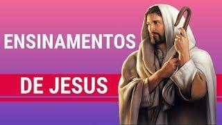 ENSINAMENTOS DE JESUS Qual será a nossa maior riqueza?