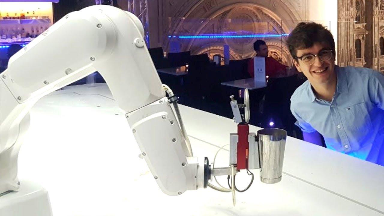 I robot ci ruberanno il lavoro! E' un problema?