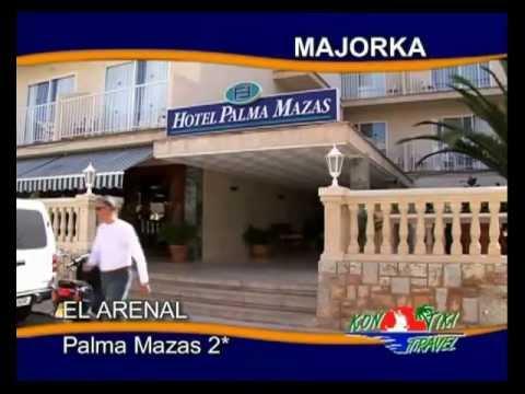 Hotel Palma Mazas 2* Kon Tiki Travel