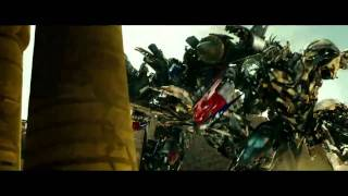 Transformers Movie Live Action The Touch Music Video 2011 HD