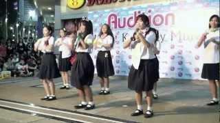 [130326] Airlong cover T-ara (티아라) :: Roly Poly @ Hello Korea 2013
