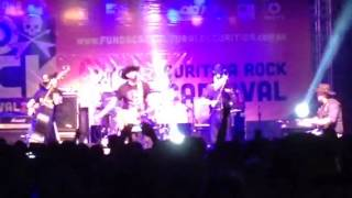 Hillbilly Rawhide - Drunk and Crazy (Live at Curitiba Rock