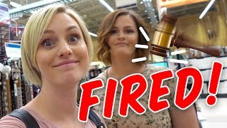How I Got FIRED FROM MY JOB! (Short Story Time!) PART 1 width=