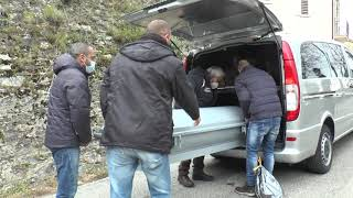 MONGRASSANO: MUORE INVESTITO DA AUTO, FERMATO IL FRATELLO