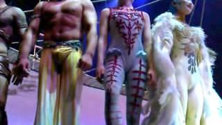 Alegria Cirque Du Soleil (cancion final)