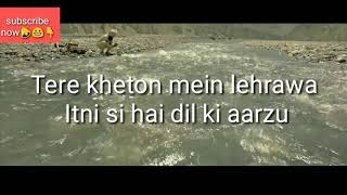 Teri Mitti lyrics - Kesari | Akshay Kumar & Parineeti Chopra | Arko | B Praak | Manoj Muntashir