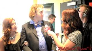 TJ Miller at the Lyme Light Benefit Concert @NotTJMiller #HBO #SiliconValley