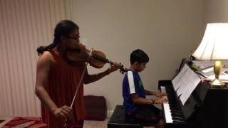 Titanic - My Heart Will Go On - Piano and Violin Duet