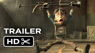 The Boxtrolls Official Teaser Trailer #4 (2014) - Stop-Motion Animation Movie HD