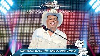 Frank Aguiar - Amanhecer no Sertão / Onde o Sonho Mora (DVD O CÃOZINHO DOS TECLADOS)