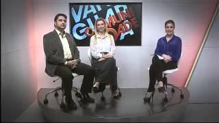Chamada para Programa de TV Vanguarda Comunidade da Rede Globo.