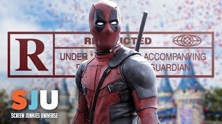 Phew! Disney Will Keep Deadpool R-rated - SJU