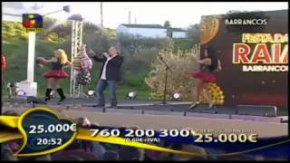 Jose Reza -Es uma Brasa- SomosPortugalTVI -Barrancos- 7 Abr 2013