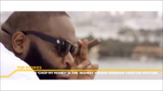 E-XTRA NEWS - PSQUARE'S 'CHOP MY MONEY' IS THE HIGHEST VIEWED NIGERIAN VIDEO ON YOUTUBE