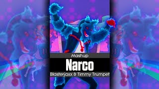 Narco - Blasterjaxx & Timmy Trumpet -Mashup - Just Dance - FanMade