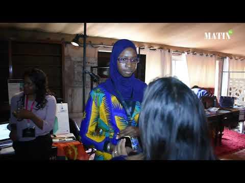 Video : WIA Initiative: Déclaration de Seynabou Thiam de WIA Philantropy