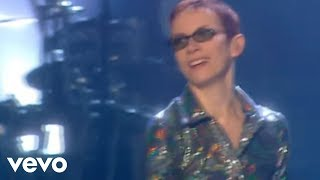 Eurythmics - Sweet Dreams (Are Made of This) (Peacetour Live)