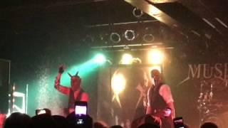 Mushroomhead 'Our Apologies' live @ the Masquerade, Atlanta, Ga 5/12/16