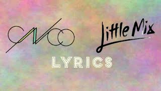 CNCO ft. Little Mix - Reggaeton Lento (Official Remix) Lyrics