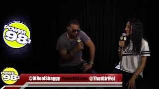 "Shaggy interview w/ ThatGirlFel ""Part 2"""