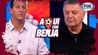 A REGRA É CLARA! Arnaldo Cezar Coelho - Aqui Com Benja - Completo