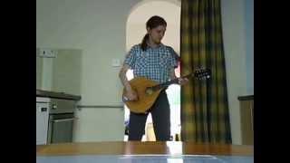 Kárpátia - Busó Rege (mandola cover)