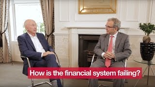 Financial Services Inefficiency