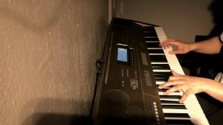 Trista Pena by Gipsy Kings played on the piano.