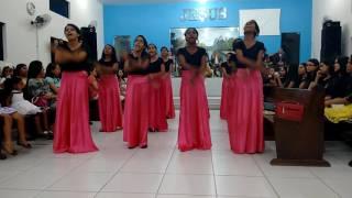 Grupo de gesto Cânticos de Canaã - Enche-nos Vanilda Bordieri
