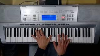 Graças - Marcos Witt (Fundo musical no teclado)