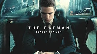 THE BATMAN (2021) Teaser Trailer Concept - Robert Pattinson, Matt Reeves DC Movie