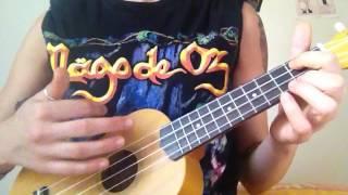 Wrongonyou - Killer (ukulele cover)