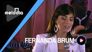 Fernanda Brum - Espírito Santo - Melodia Ao Vivo (VIDEO OFICIAL)
