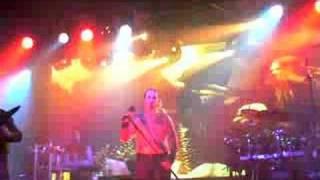 Dimmu Borgir en Bergara 11-10-2007  The sacrilegious scorn