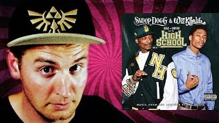 Snoop Dogg + Wiz Khalifa - Mac & Devin go to High School ALBUM REVIEW