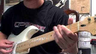 Courtesy of the Red White and Blue: Guitar Cover, Toby Keith, Full Song