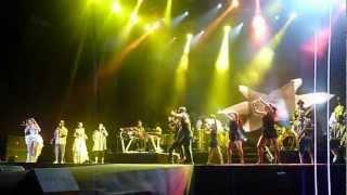 Ivete Sangalo en Paraguay- Chorando se foi- Preta