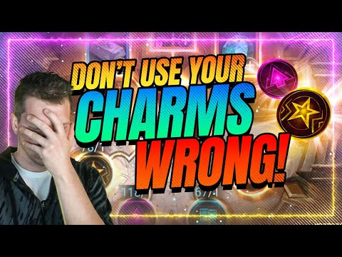 Get MAX Potential From Your Charms! | RAID Shadow Legends