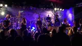 30/01/2016 - Eluveitie - Il richiamo dei Monti (Live - Lugano)