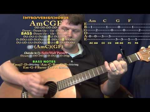 Renegades X Ambassadors Guitar Lesson Chord Chart Chords Chordify